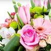Half Off Fresh Flowers in Turlock