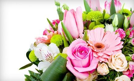 $40 Worth of Fresh Flowers  - Yonan's Floral in Turlock