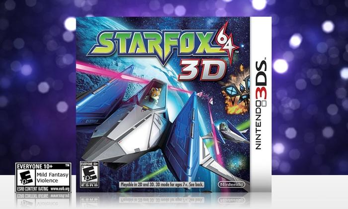 Star Fox 64 3D for Nintendo 3DS: Star Fox 64 3D for Nintendo 3DS. Free Returns.