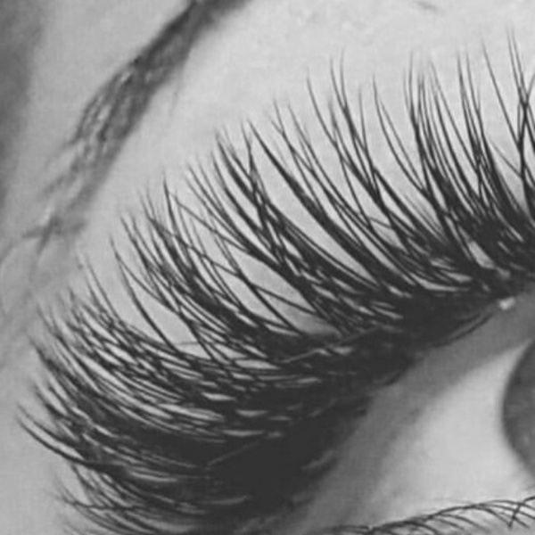 ed352bda6e7 Semi-Permanent Eyelash Extensions - Vamp Beauty | Groupon