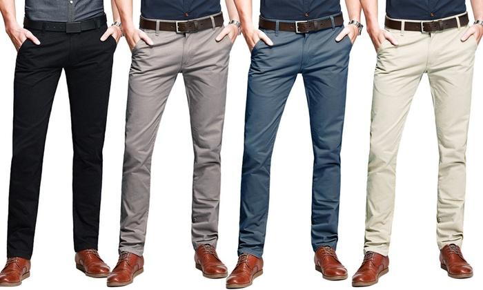 pantalon homme de marque