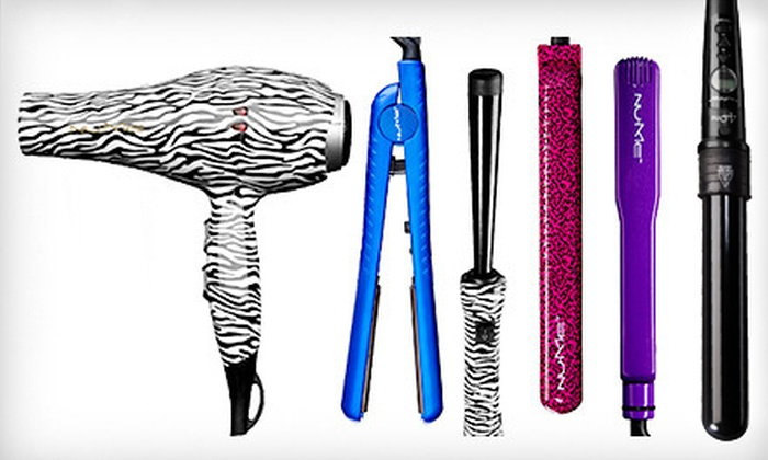 NuMe: $15 for $115 Toward Hairstyling Tools from NuMe