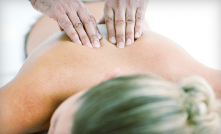 60-Minute Massage with a Glass of Wine (a $55 value) - Studio Rejuvenate in Greer