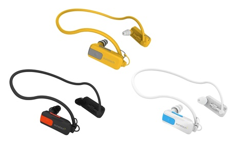 MP3 acuático Sunstech disponible en varios colores