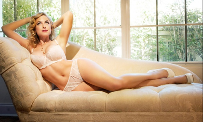 Sugar and Spice Boudoir Photography - Fort Lauderdale: $49 for One-Hour Boudoir Photo-Shoot Package at Sugar and Spice Boudoir Photography ($245 Value)