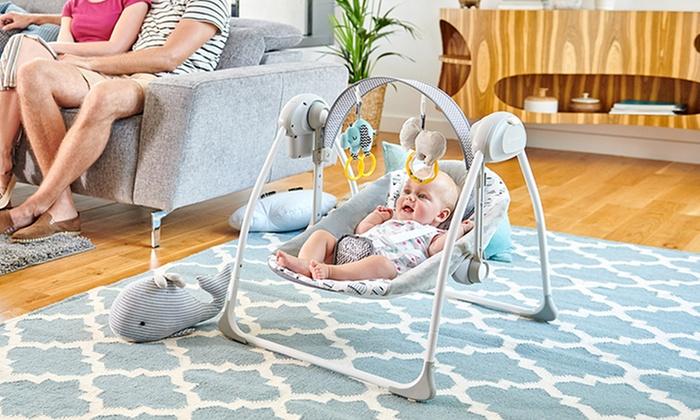 Elektrische Baby-Wippe