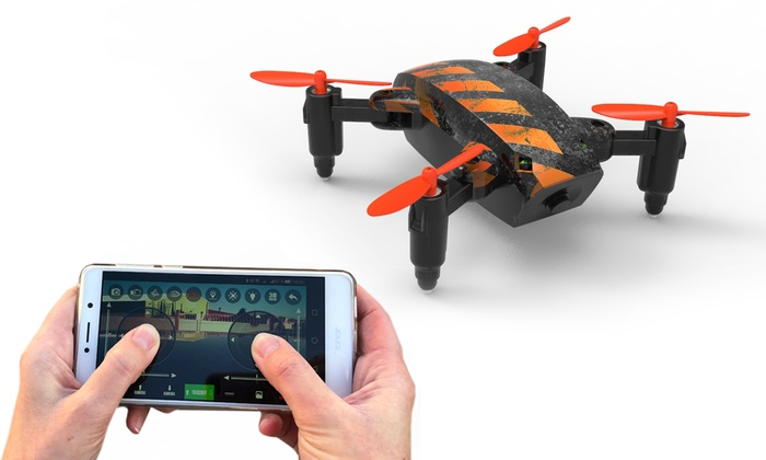 Promotion drone jumping, avis drone fantome