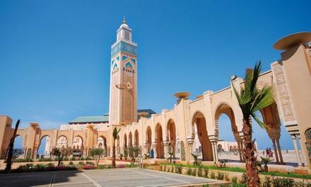✈ Marrakech: 3 of 4 overnachtingen in Hotel Red Marrakech met ontbijt, transfer & retourvlucht vanaf Eindhoven