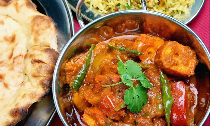 Clay Oven - North Sacramento: Indian Food at Clay Oven (Up to 50% Off)