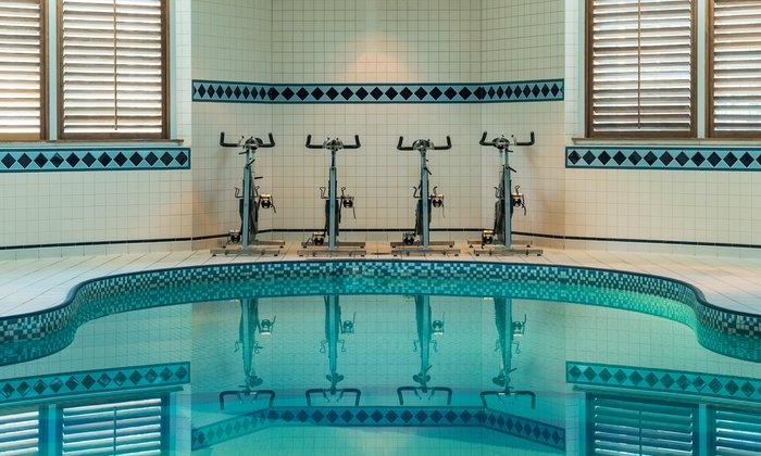Aqua Club at Le Royal Meridien Abu Dhabi - Abu Dhabi: Spa Treatment with Optional Pool and Gym Access, or Three Spa Treatments at Aqua Club at Le Royal Meridien Abu Dhabi