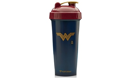 PerfectShaker DC Comics Wonder Woman Shaker Cup (28fl. oz.) photo