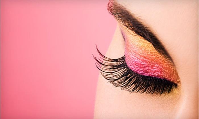 Flutter Lash & Beauty Boutique - Rockville Centre: Mink Lash Extensions with Optional Touch-Up at Flutter Lash & Beauty Boutique (Up to 73% Off)
