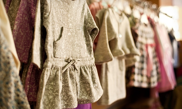 Children's Orchard - Springfield: $25 for $50 Worth of Gently Used Kids' Clothing at Children's Orchard