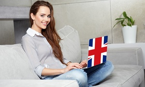 Oxford Institute: Online English Course Accessible for 6, 12, 18, 36 or 60 Months with the Oxford Institute (Up to 97% Off)