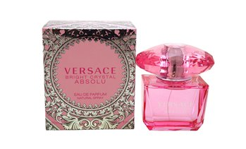 Versace Bright Crystal Absolu Eau de Parfum for Women (3 Fl. Oz.)