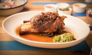 Dinner for Two or Four E-Gift at Fenix (Up to 40% Off)