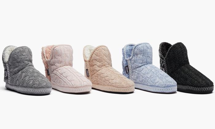 Muk Luks Women's Slippers | Groupon Exclusive (Size S) | Groupon
