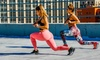 Woods Fit - Mid-City West: One, Five, Eight, or Twenty Ultimate Athlete Boot-Camp Classes at Woods Fit (Up to 60% Off)