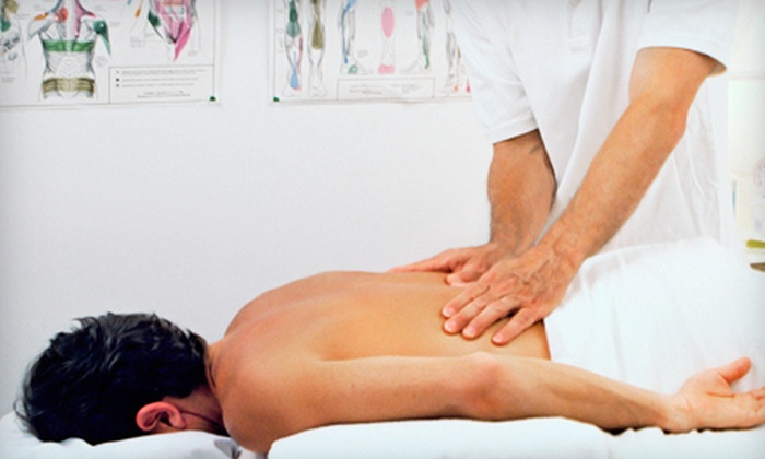The Specific Chiropractic Center - Multiple Locations: One or Three Therapeutic Massages at The Specific Chiropractic Center (Up to 56% Off)