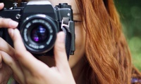Choice of Photography Course at The London Institute of Photography, Brick Lane (Up to 65% Off)
