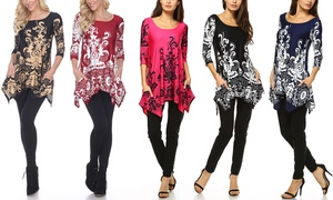 Women's Yanette Tunic Top