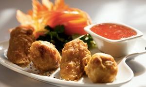 ASIN am Kollwitzplatz (Indian Cuisine): Indisches 2-Gänge-Menü mit Riesengarnelen-Gericht für 2 oder 4 Personen bei Asin am Kollwitzplatz (bis zu 49% sparen*)