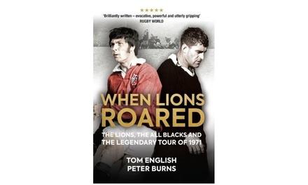 When Lions Roared Book