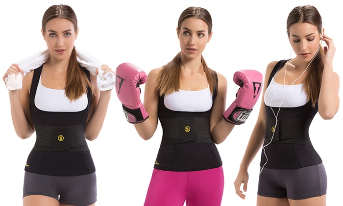Cami Hot Weight Loss Shaper with Waist Trainer Girdle