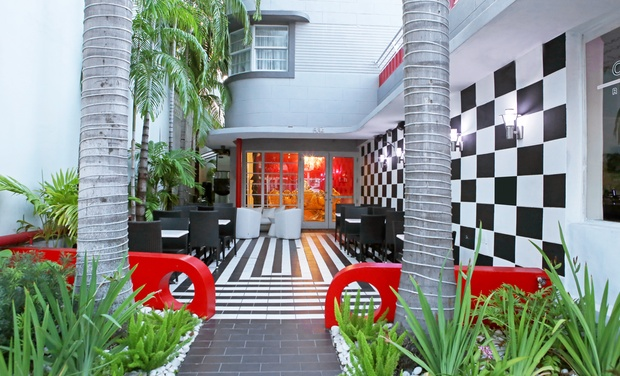 Stylish Boutique Hotel In Miami Beach