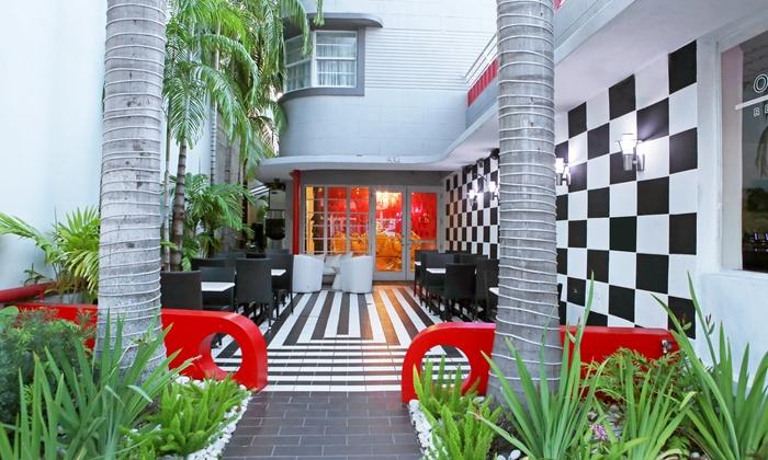 Stylish Boutique Hotel in Miami Beach