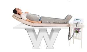 ABC New Body: 3 of 5 sessies pressotherapie van 30 min. vanaf € 39,99 bij ABC New Body