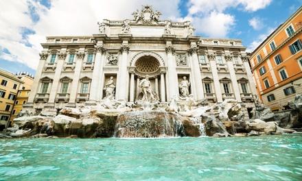 ✈ Rome : 2 ou 3 nuits avec petit déjeuner, vols A/R de Paris Beauvais, Marseille, Nice, Lyon ou Paris Orly