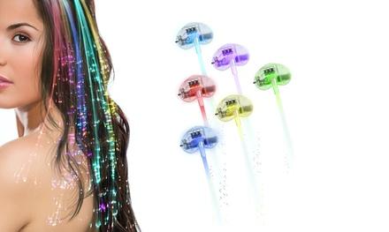 Estensione capelli a LED