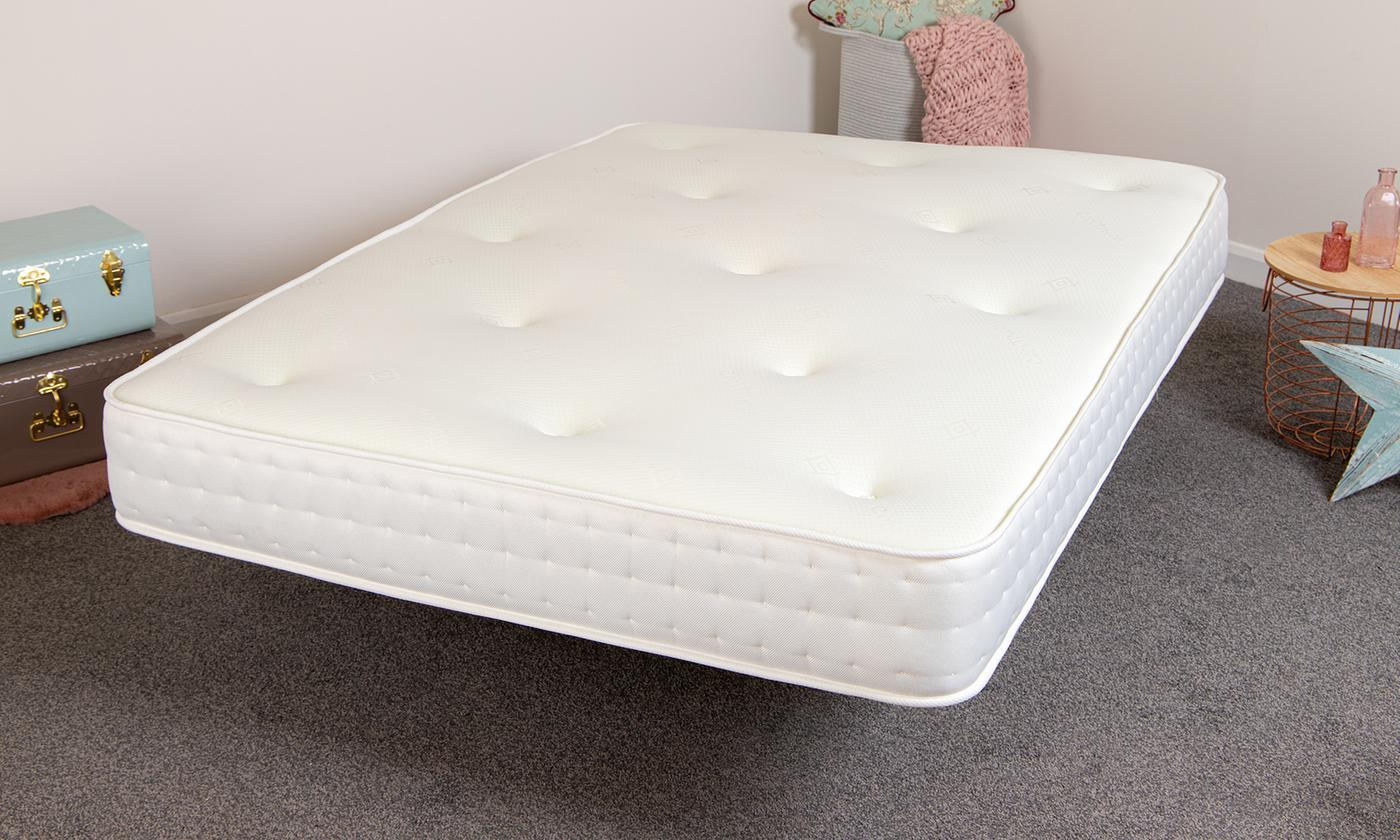Rome Memory Sprung Mattress from £64 (57% OFF)