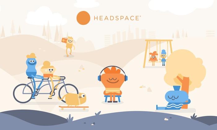 Headspace voucher