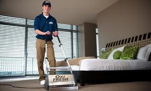 Oxi Fresh of Shreveport: Carpet or Upholstery Cleaning from Oxi Fresh of Shreveport (Up to 70% Off)