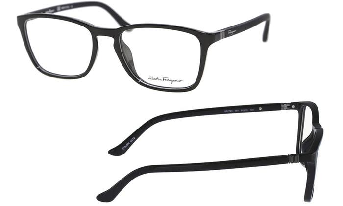 Salvatore Ferragamo Men\'s Optical Frames | Groupon