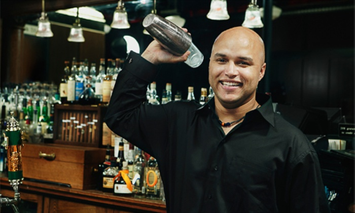 Seattle Bartending College - South Park: $195 for a Full-Certification Course at Seattle Bartending College ($574 Value)
