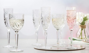 Verres et carafe collection Oasis Crystal