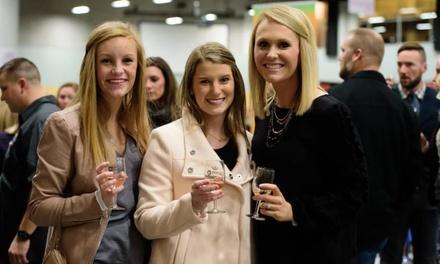Iowa's Premier Beer, Wine, and Food Expo on Friday, November 8, at 4 p.m. or Saturday, November 9, at 1 p.m.