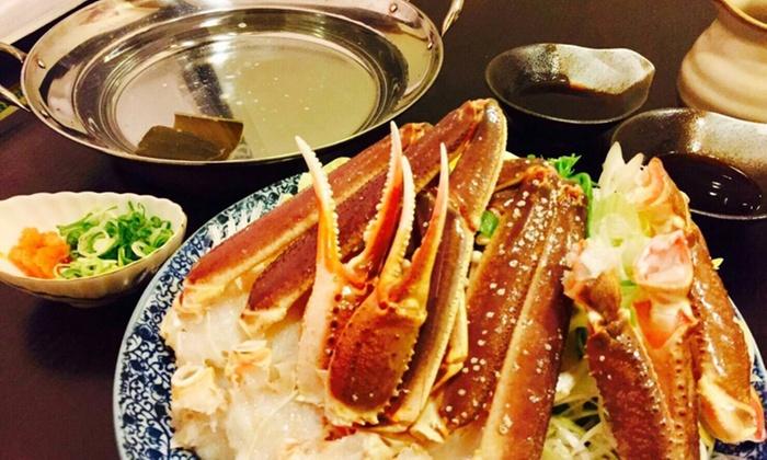 大阪でカニ食べ放題バイキングができるホテル・お …