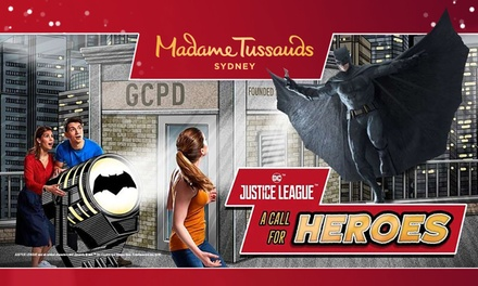 Madame Tussauds: Child ($24.60) or Adult ($35) Entry (Up to $44 Value) - Valid till 31st May 2021