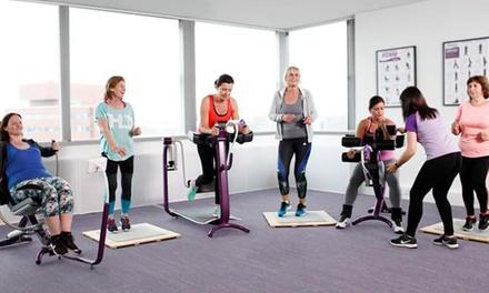 Estudio de fitness con cuota de seguimiento y 1 o 3 meses de entrenamiento desde 36,95 € en Curves Fitness