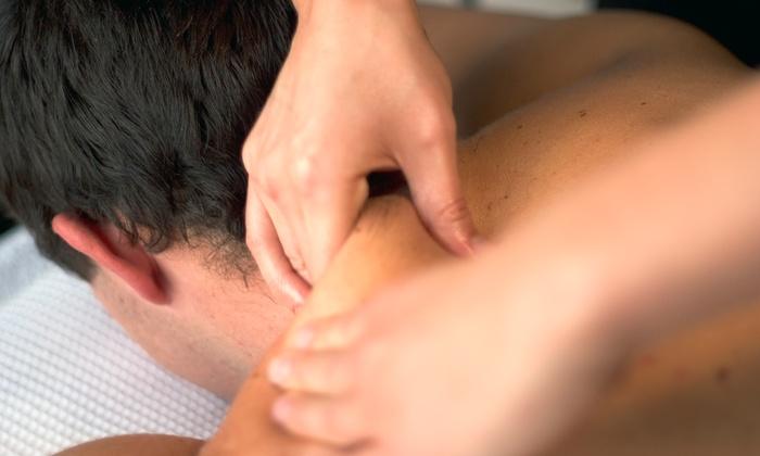 Mist Of Eden - Mist of Eden: 60-Minute Swedish or Deep-Tissue Massage with Optional Body Scrub at Mist of Eden (Up to 53% Off)
