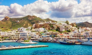 ✈ 8- or 9-Day Greece Vacation with Air from Great Value Vacations at Greece Vacation with Hotel and Air from Great Value Vacations, plus 6.0% Cash Back from Ebates.