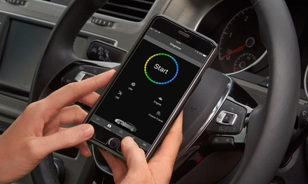 One or Two Bluetooth Diagnostic Tools with Trip Computer