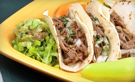 $20 Groupon to Susie's Mexican Cafe & Lounge - Susie's Mexican Cafe & Lounge in Tempe