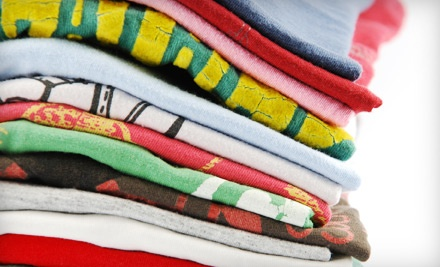 $35 Worth of Dry-Cleaning and Laundry Services - Total Laundry Services in Destin