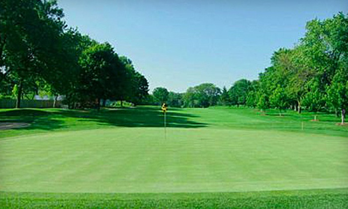 Old Orchard Country Club - Mount Prospect: $35 for 10 Large Buckets of Range Balls at Old Orchard Country Club in Mt. Prospect ($75 Value)