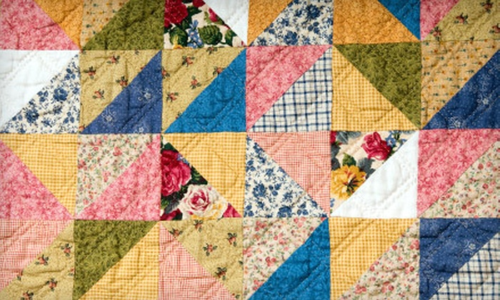 MMIJA - Morristown: $25 for $50 Worth of Fabrics, Yarn, Patterns, and Supplies or $5 for $10 Worth of In-Store Craft Classes at MMIJA in Morristown